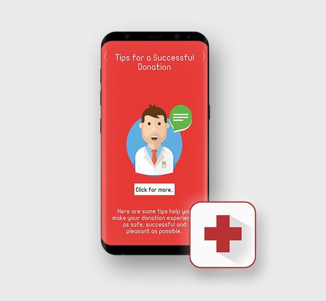 E-STEPS | First Aid app